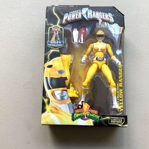Power Rangers Legacy Collection Yellow Ranger